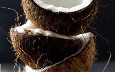 HOT COCONUT + ARGAN OIL HAIR GROWTH MASK