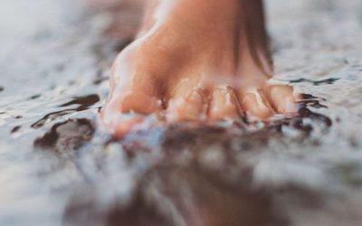 LAVENDER + PEPPERMINT FOOT SOAK