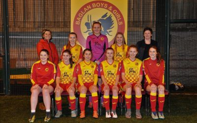 SPORTS WASH HELPING GIRLS PLAY FOOTBALL IN PORT TALBOT